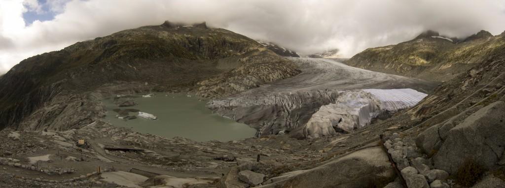 Ледник Роне